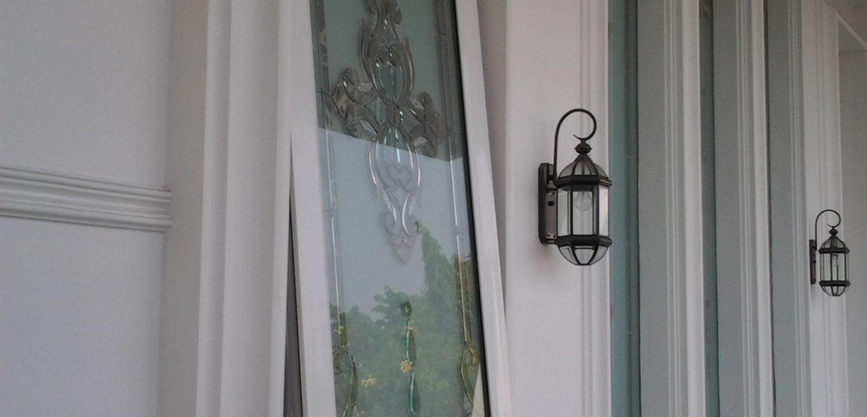 Jendela upvc top hung : jendela multi-fungsi dengan berbagai fungsi