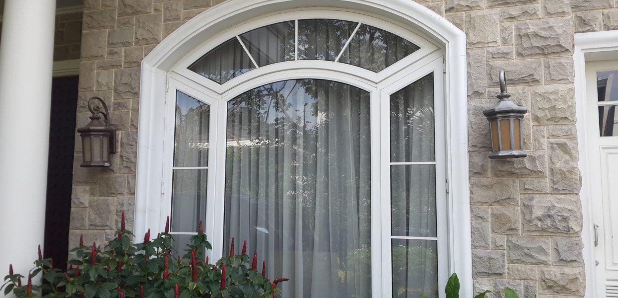 jendela upvc american style untuk rumah modern