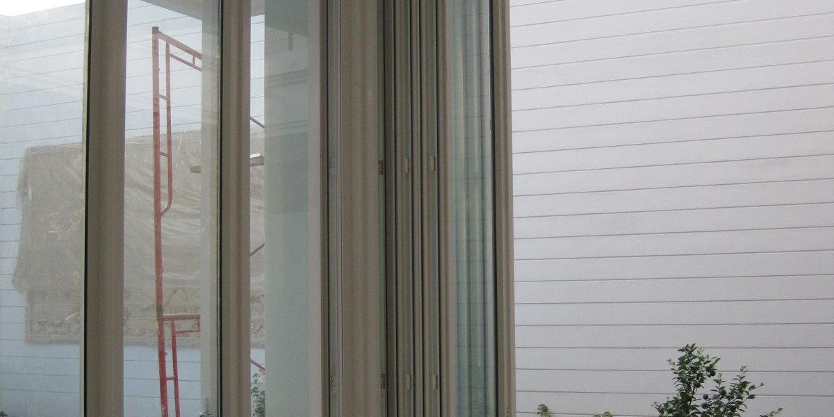 Pintu upvc folding : pintu lipat mewah yang elegan