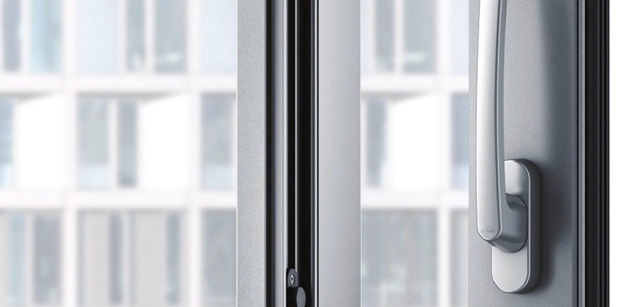 jendela aluminium kedap suara dengan inowa system