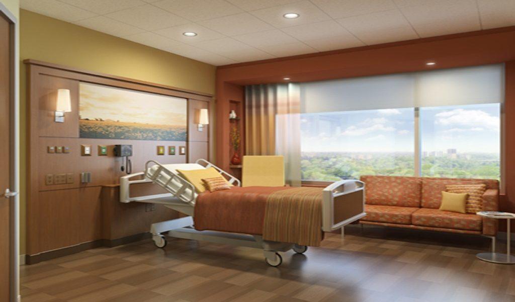 jendela kedap suara untuk rumah sakit