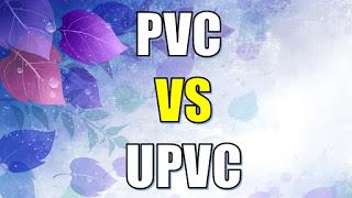 Jendela pvc versus jendela upvc : kesalahan persepsi