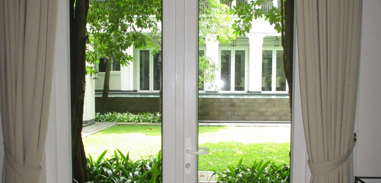 kusen jendela upvc untuk desain exterior yang unik