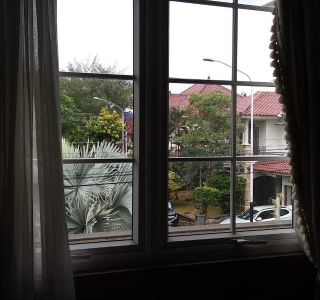 Mudik aman dengan jendela anti maling